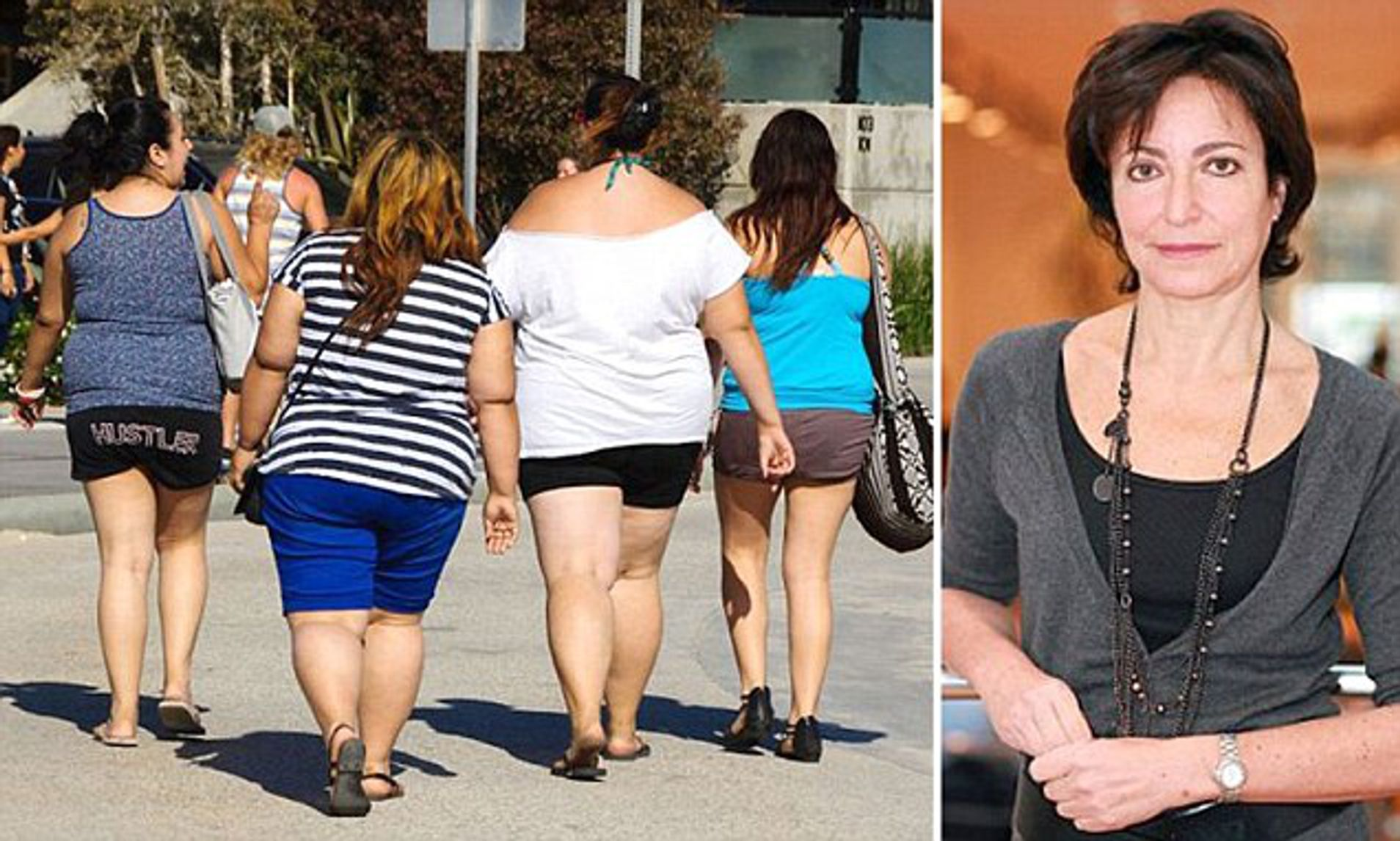 A Fat Chick Strikes Back Photos