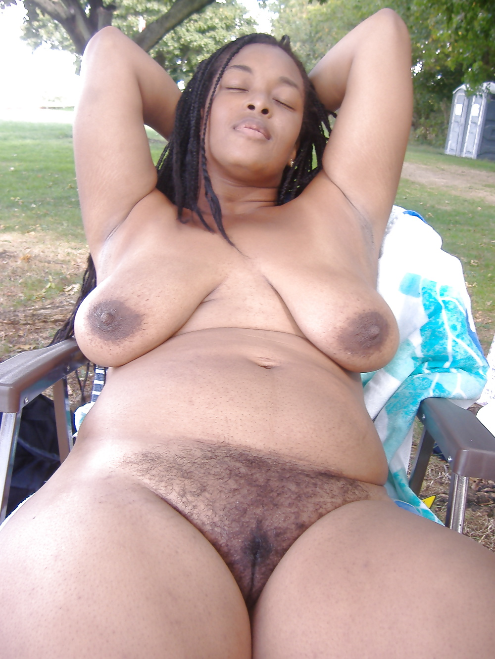 African Hairy Bbw Pictures