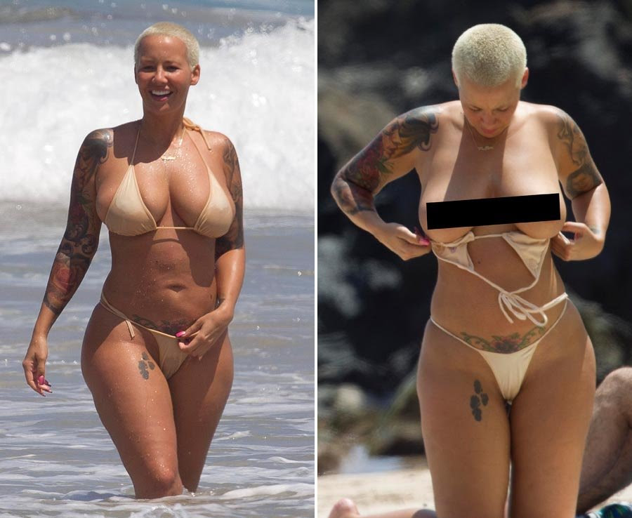 Amber Rose Fat Pussy Photos