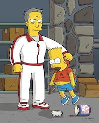 Bart Goes To Fat Camp Images