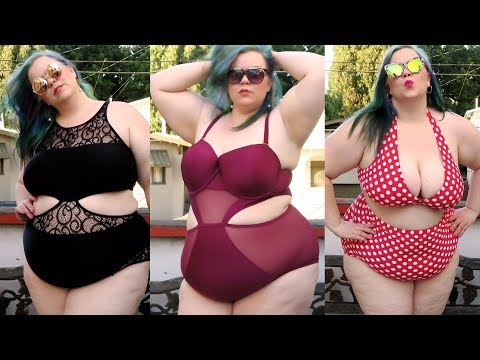 Bbw In Swimsuits