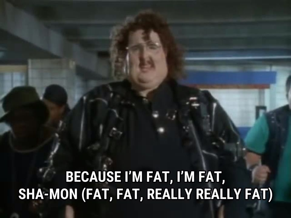 Because Im Fat Images