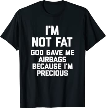 Because Im Fat Png