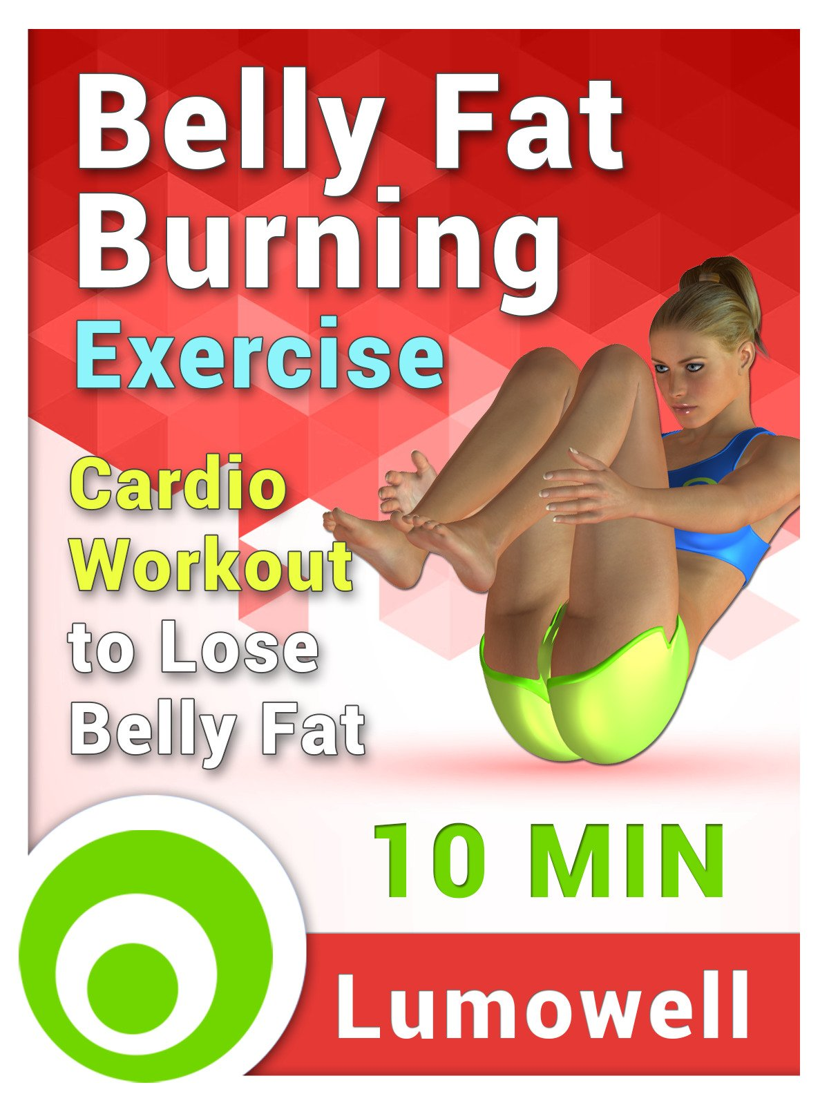 Belly Fat Burning Workout HD