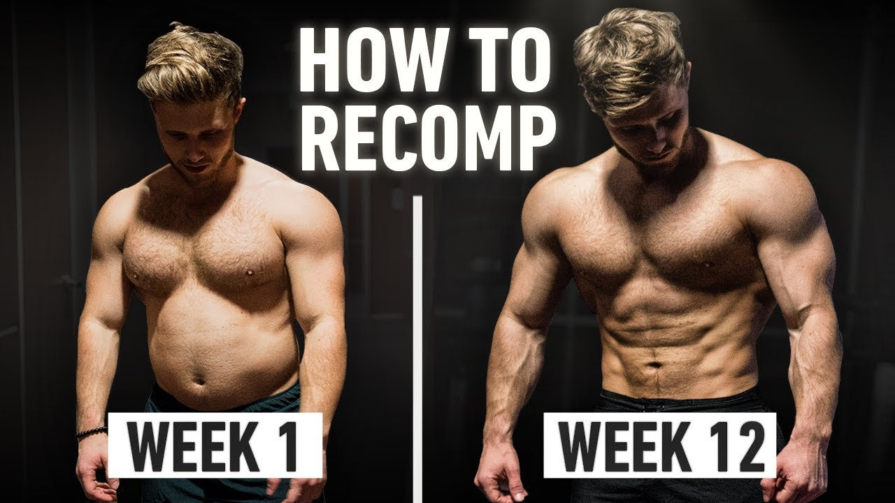 Building Muscle Losing Fat HD