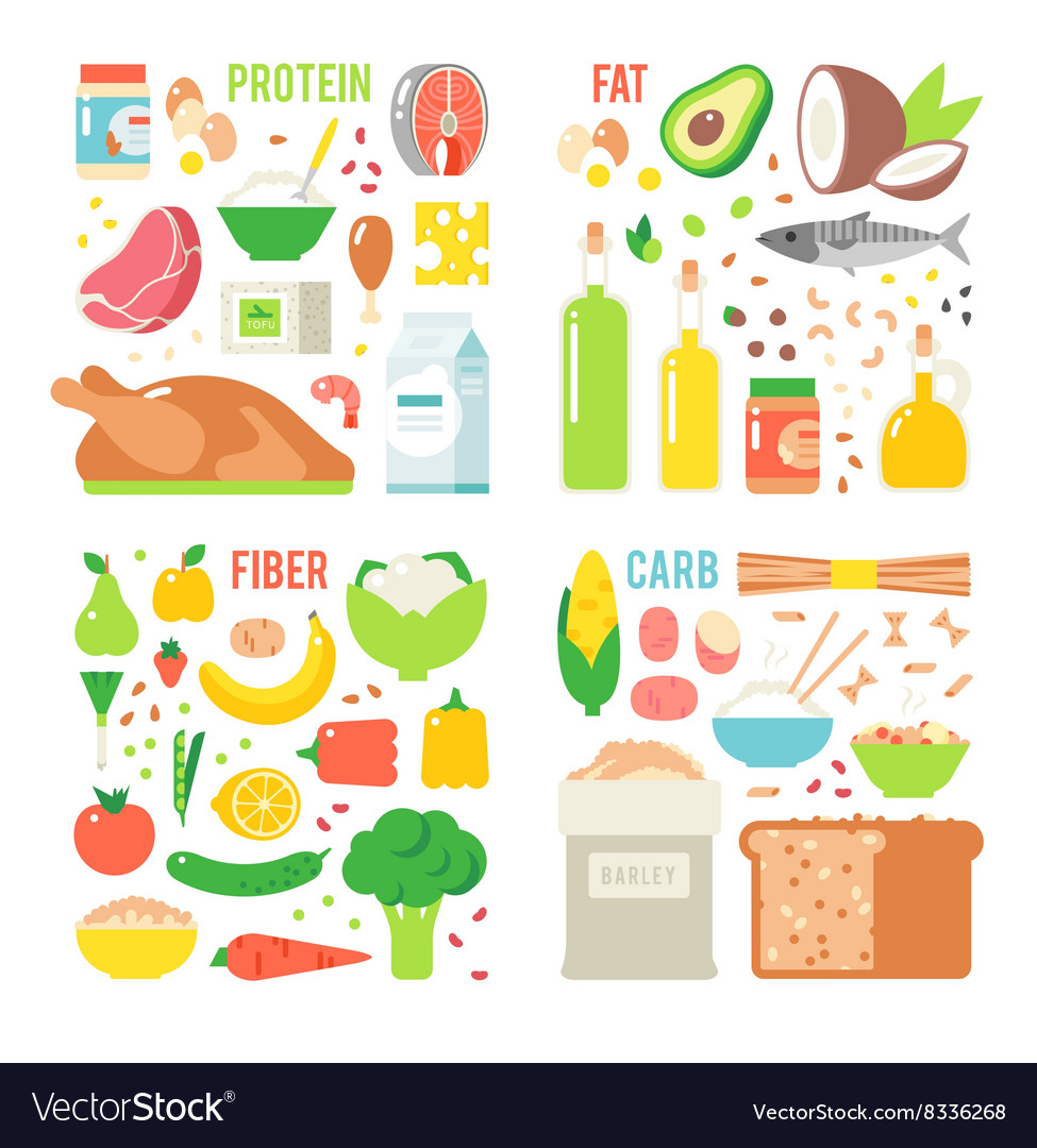 Carbohydrates Proteins Fat Jpg