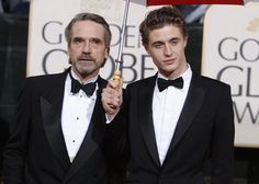 Celebrity Fathers And Sons Scenes