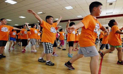 Chinese Fat Camp Images