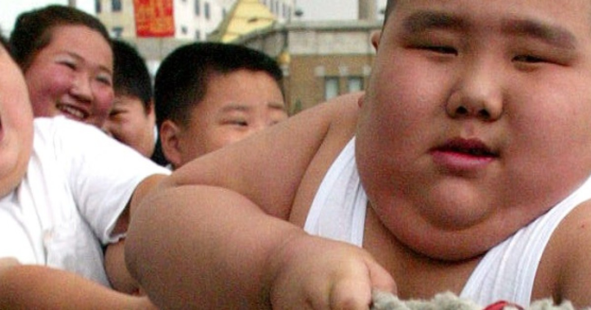 Chinese Fat Camp Png
