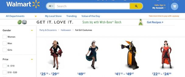 Costumes For Fat Girls HD