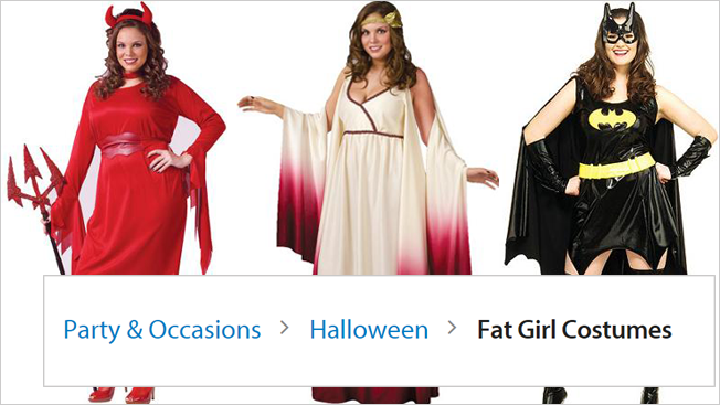 Costumes For Fat Girls Png