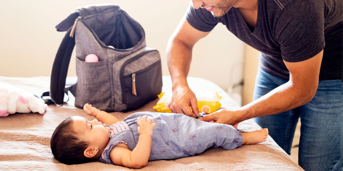 Diaper Bags For Fathers HD