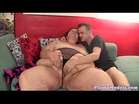 Doggystyled Redhead SSBBW Gets Mouthfucked. Photos