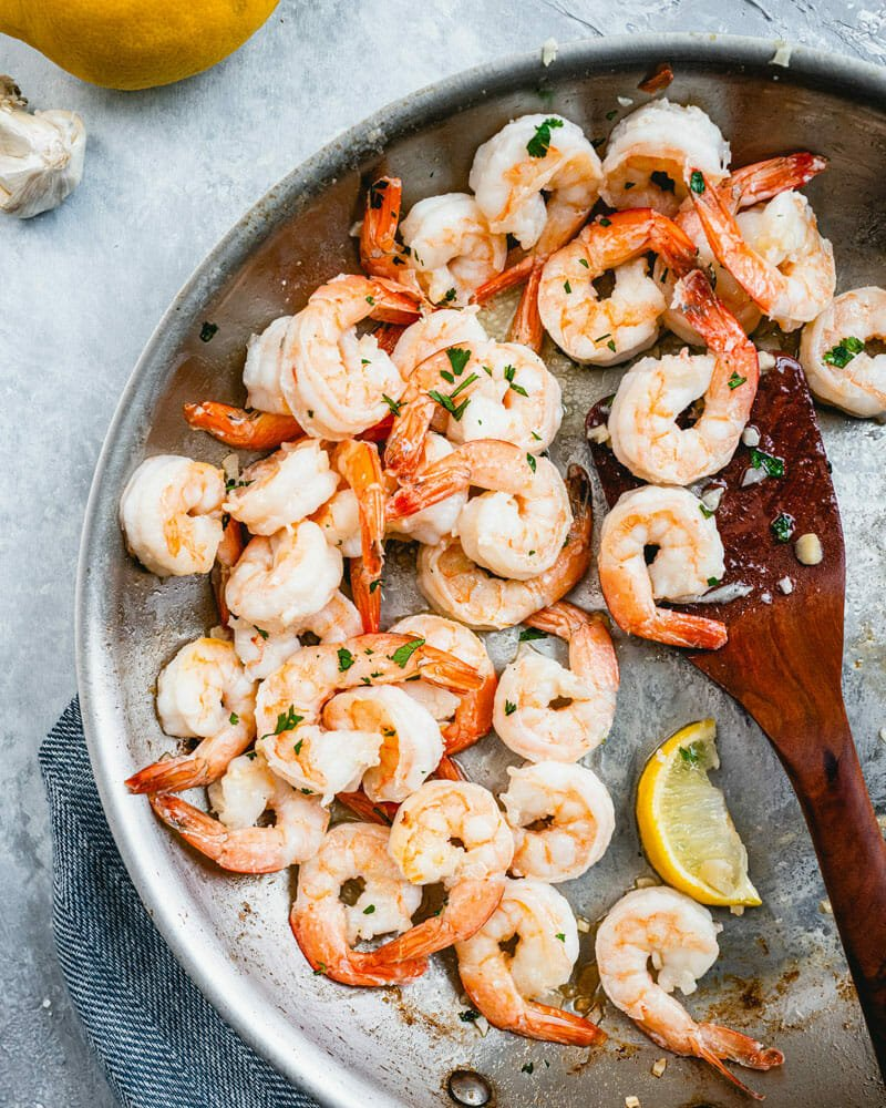 Easy Shrimp Receipes Low Fat Pictures