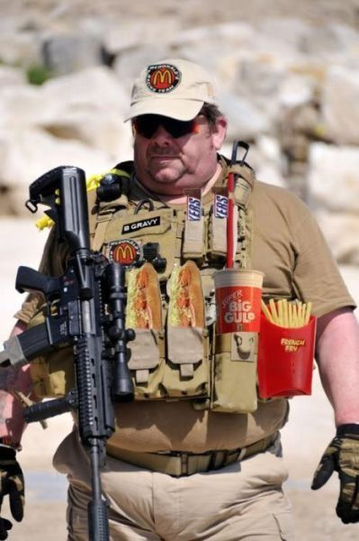 Fat Army Guy Pictures