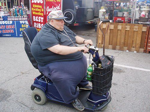 Fat Ass Scooters Images