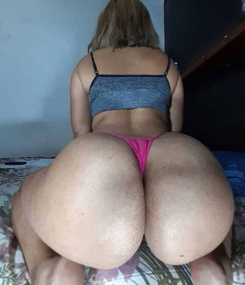 Fat Booty Porn Pic