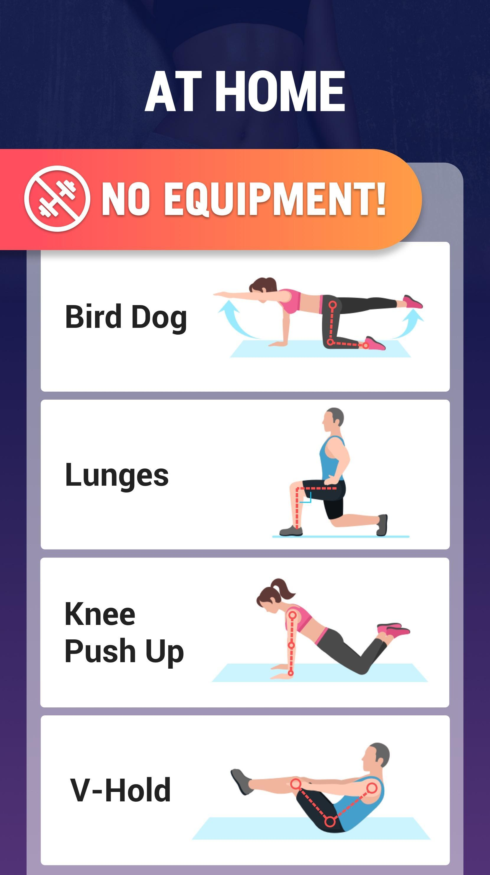 Fat Burning Home Exercises HD