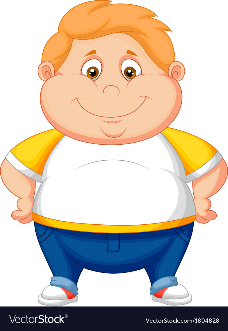 Fat Cartoon Pictures Images