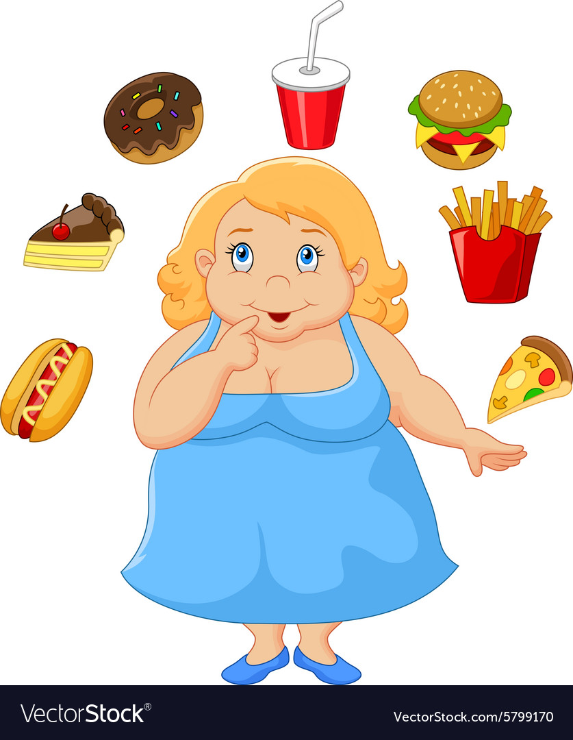 Fat Cartoon Pictures Pic