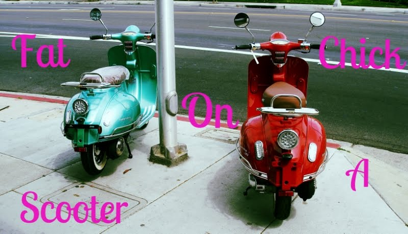 Fat Chick On Scooter Photos