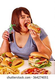 Fat Chicks Eating Food Images