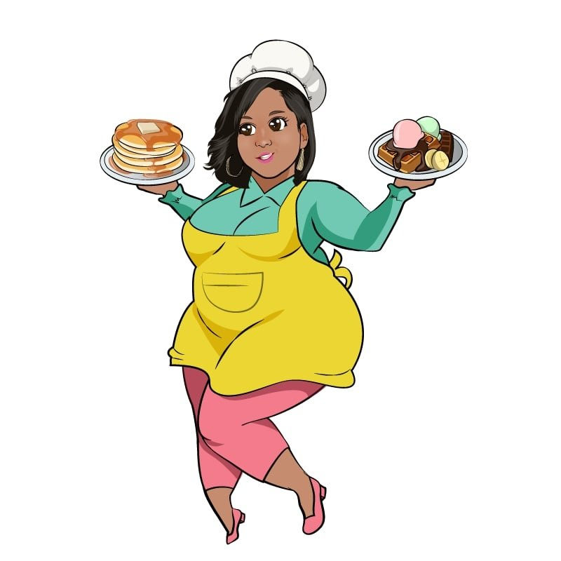 Fat Cooking Mama Pic