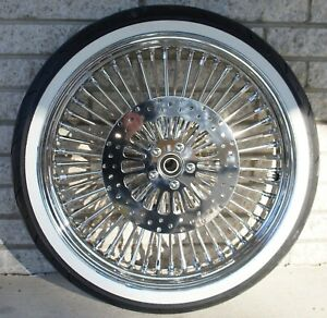 Fat Daddy Motorcycle Wheels Pictures