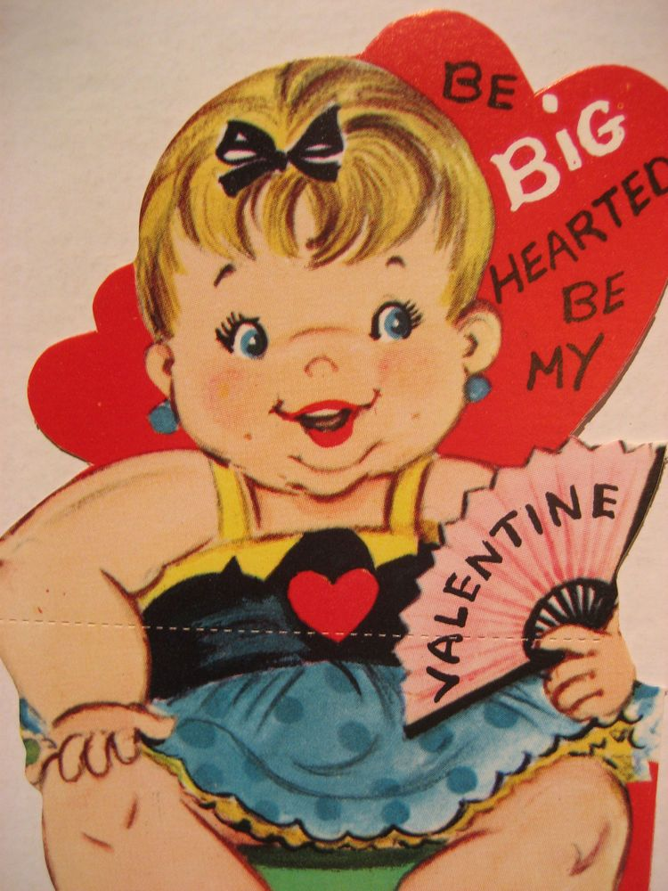 Fat Girl Valentine Pictures