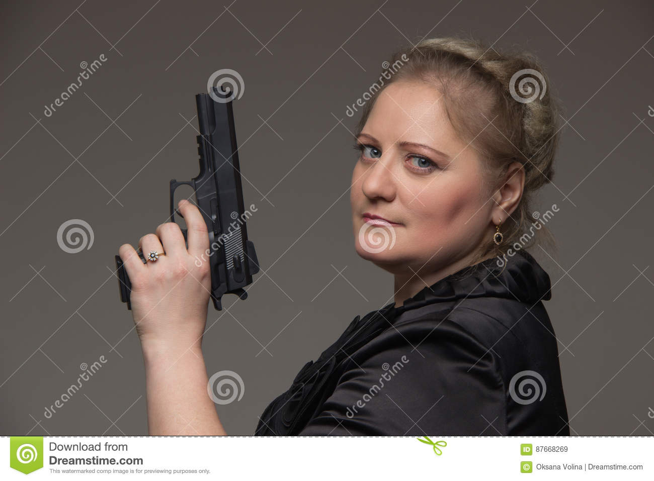 Fat Girls With Guns Pic