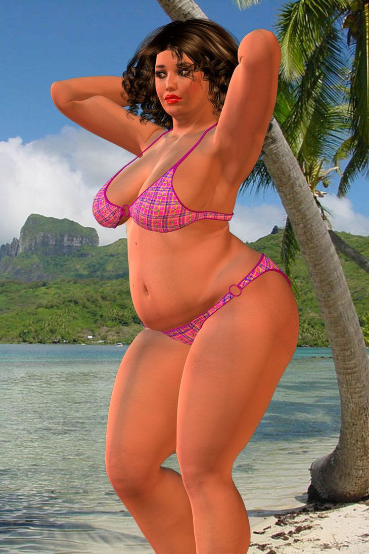 Fat Lady In Thong Images
