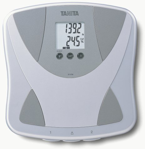 Fat Monitoring Scales