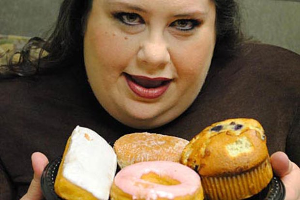 Fat People Eating Cake Png