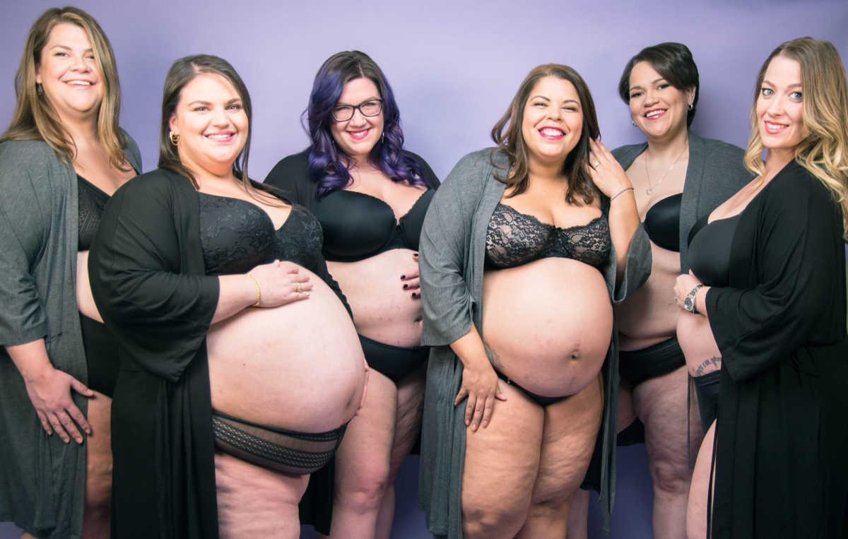 Fat Pregnant People Pic