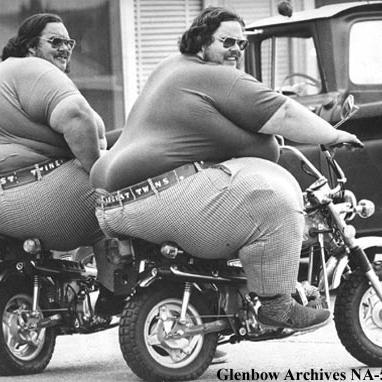 Fat Twins Pictures Png
