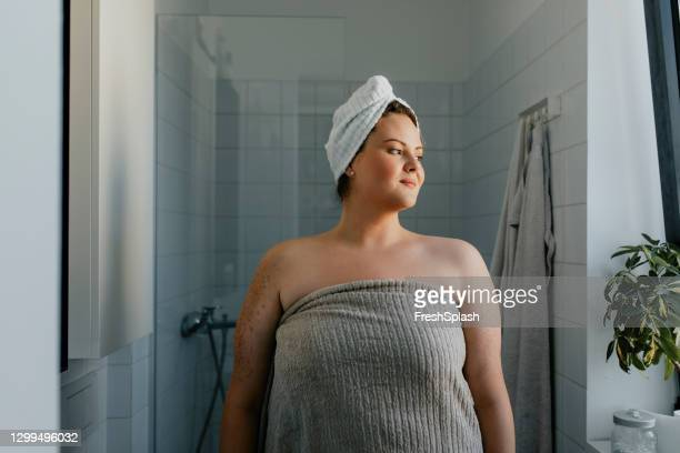 Fat Woman In The Shower Gif