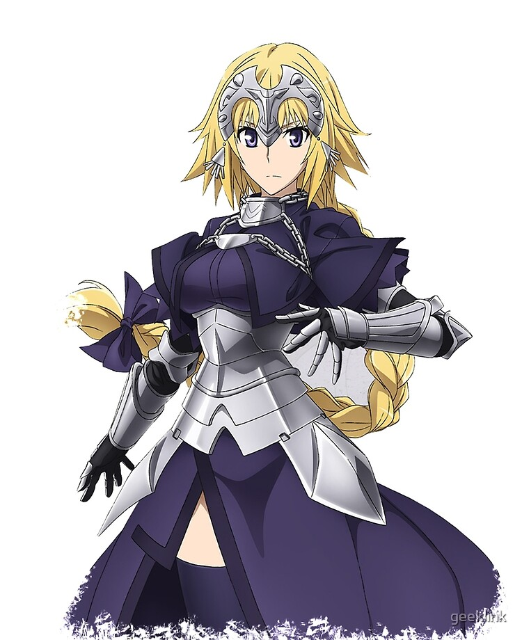 Fate Apocrypha Ruler Png
