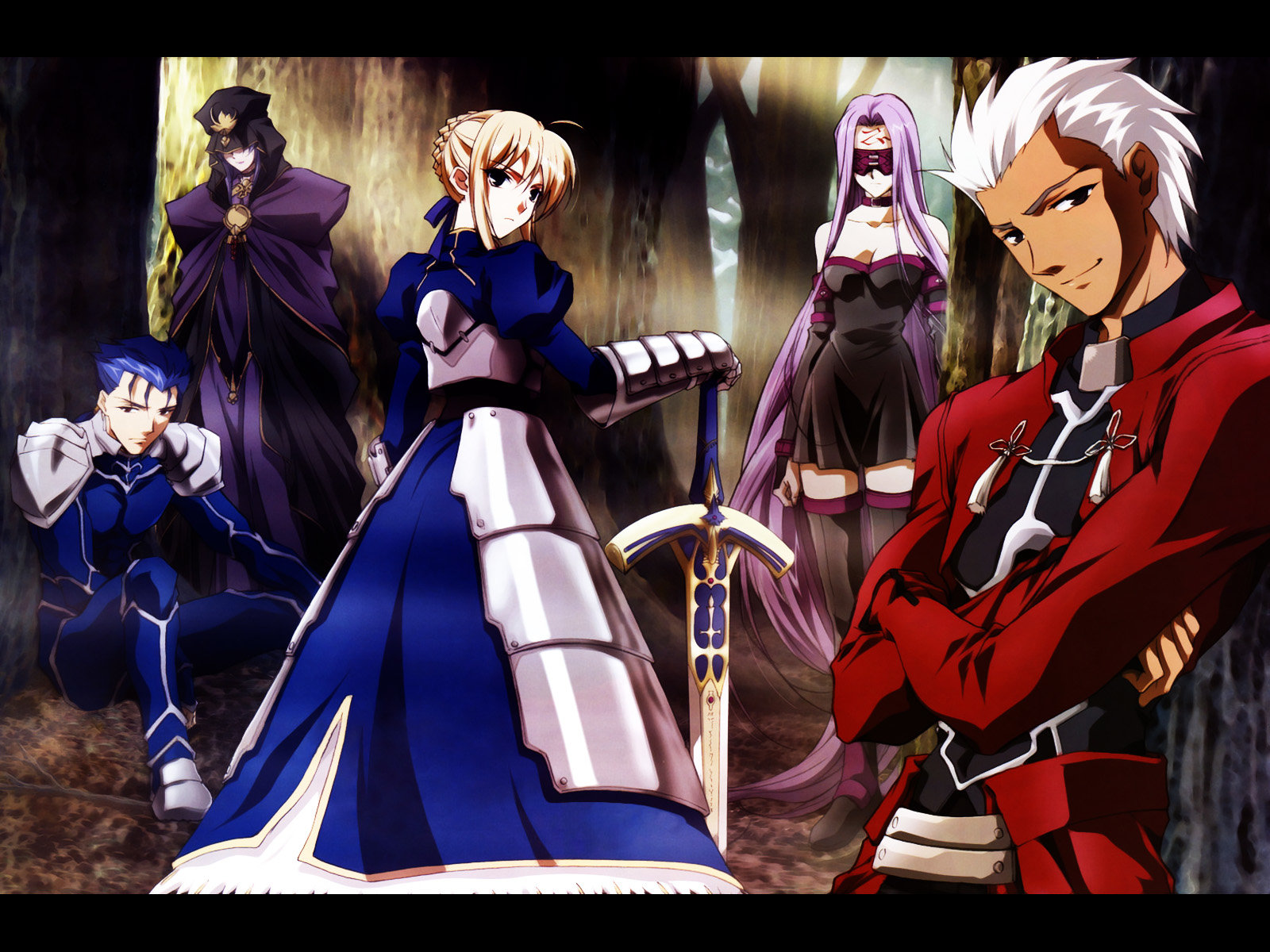 Fate Stay Night Free Photos
