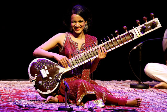 Father Of Sitar