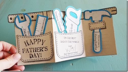 Fathers Day Daddy Tool Gift Jpg