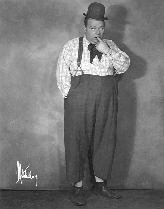 Fatty Arbuckle Lincoln Png