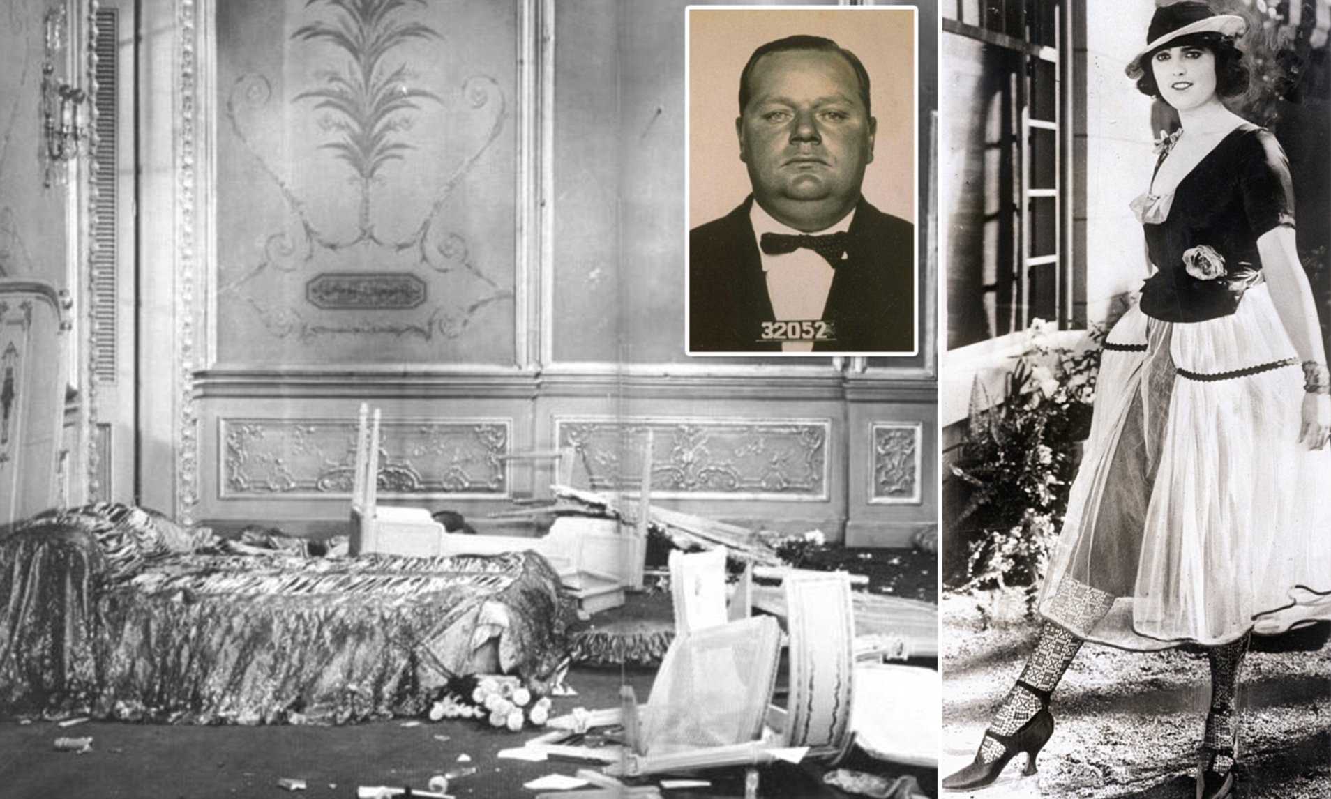 Fatty Arbuckle Trial Png
