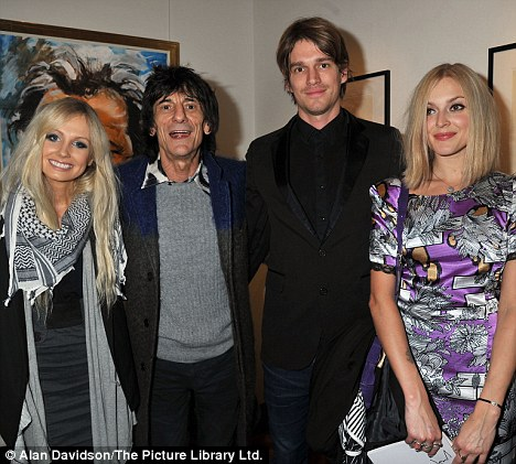 Fearne Cotton Father In Law