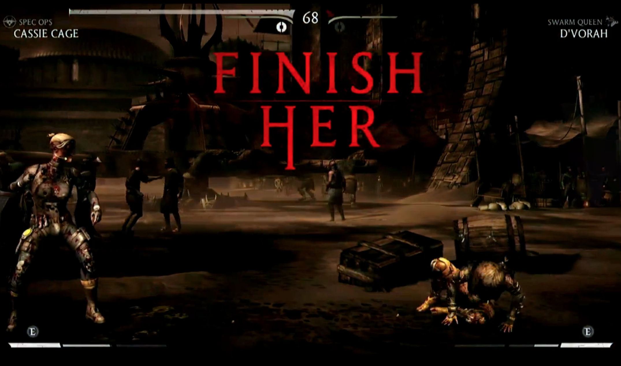 Finish Her Fatality