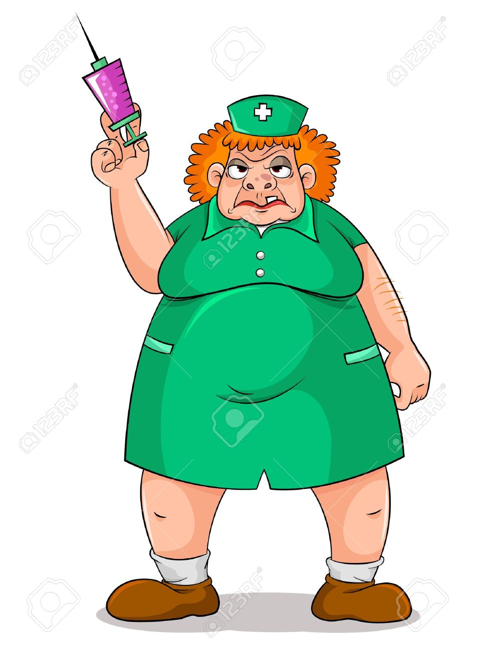 Funny Fat Nurse Pictures Pic