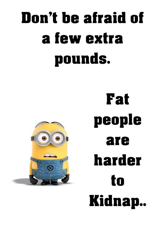 Funny Sayings About Fat People