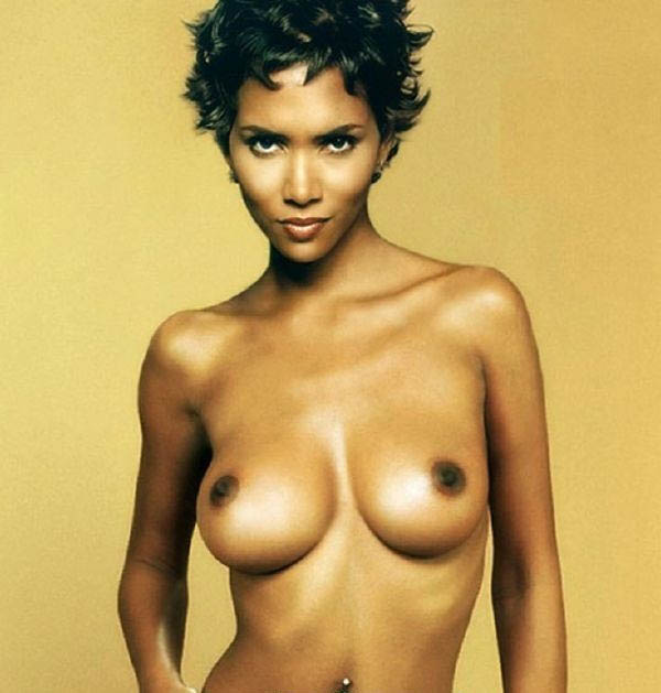 Halle Berry Nackte Titten Images