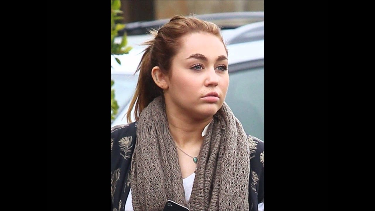 Is Miley Cyrus Fat Photos