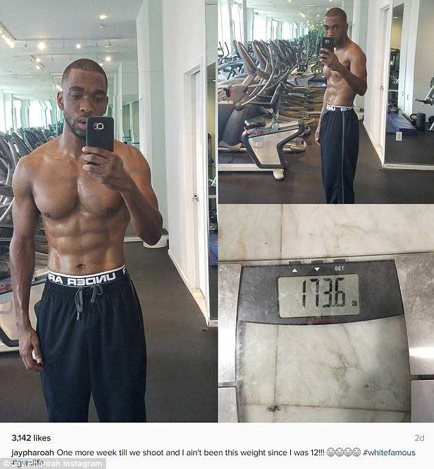Jay Pharoah Fat Pictures