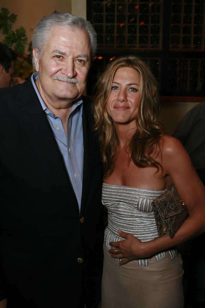 Jennifer Aniston Father Actor Pictures